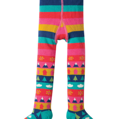 FRUGI Collant Multicolore