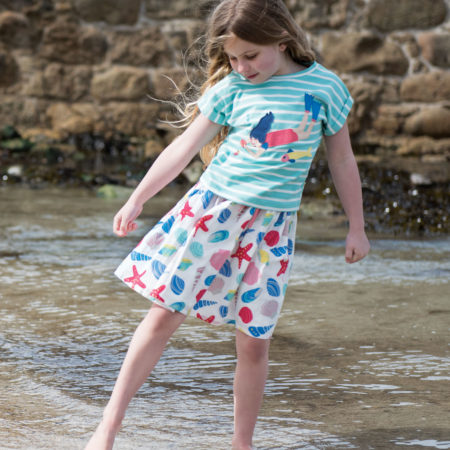 Frugi Gonna Conghiglie