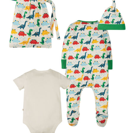 Frugi Set Regalo Dino